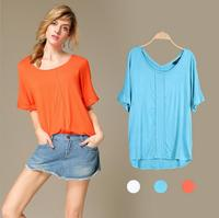 Lady Elasticity Short Sleeve T-Shirt