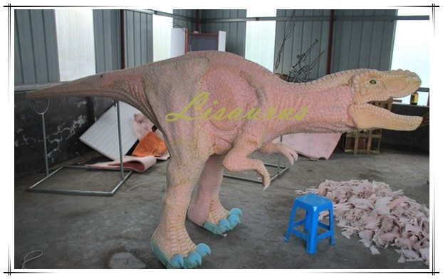 Lisaurus-CH587 China wholesale Mechanical dinosaur costume for Jurassic theme park events