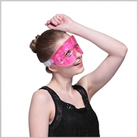 Professional Customized according to face Cooling Gel Eye Mask