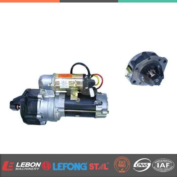 High Quality PC200-5/6 6D95 Excavator Parts 600-813-4421 Starter Motor