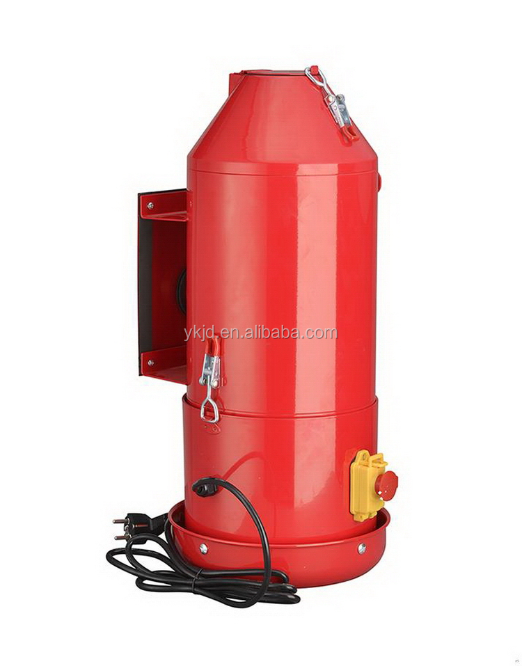 New classical cement dust collector baghouse