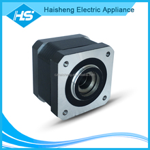 2 Phase Hollow Shaft Nema 17 dc Stepper Motor for Medical Equipment 3D printer