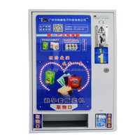 LK-A1401 Toliet wall-mounted condom/tissue vending machine,automatic sale condom/tissue,high quality