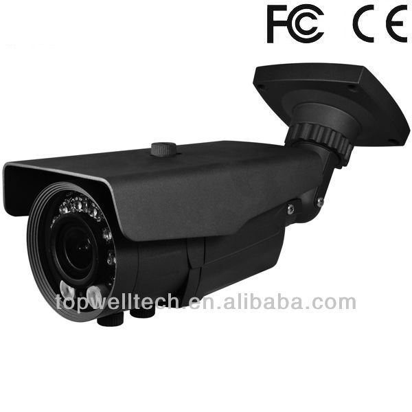Array IR Waterproof 4-9mm varifocal lens ccd board camera CCTV