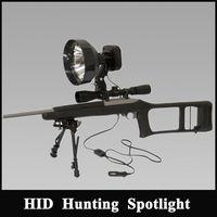 Super bright 35-55W hid xenon conversion kit guns emergency spotlight Hunting Gun Accessories