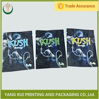 California dreams incense bags with customized design