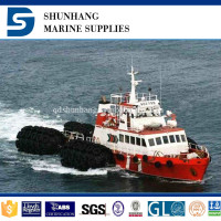 china manufacture marine equipment ship rubber fender