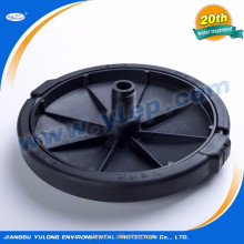 Disc air diffuser for waste water treatment