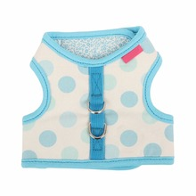 Wholesale denim fabric dog harness