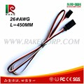 Factory suppier Futaba/JR dupont RC Model high quality extension wire harness