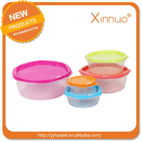 Eco-Friendly plastic food box for daily houseware