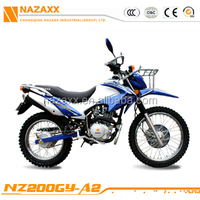NZ200GY-A2 Off-road excellent and cheaper motorcycle