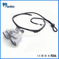 2.5X magnification CV-290 dental surgical adjustable surgical dental loupes