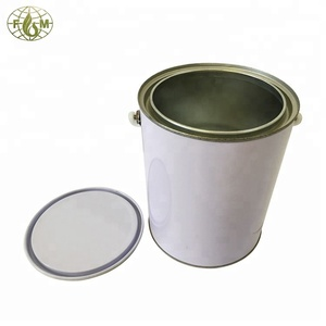 Large paint tin cans/dispose of paint cans/ empty paint cans for sale