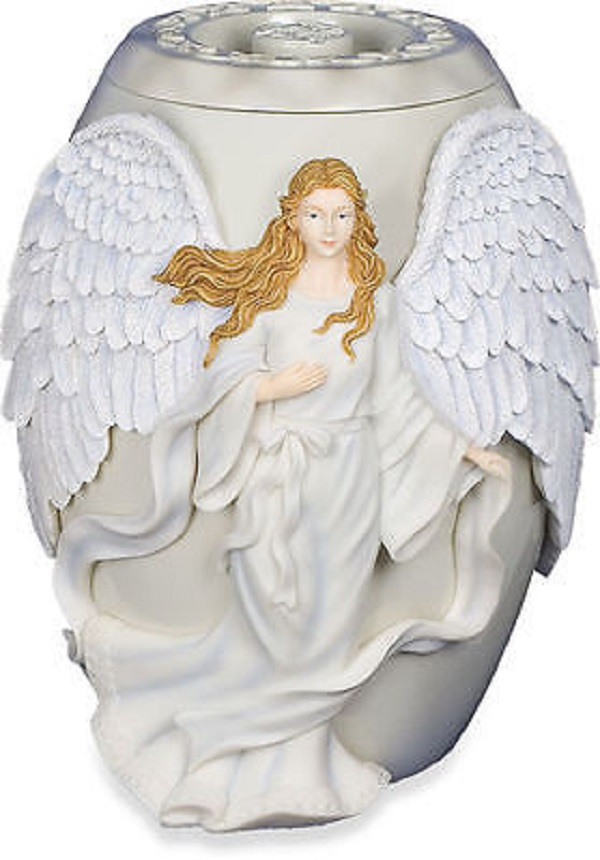 Top 10 OEM any size resin angel urn by handmade for pets