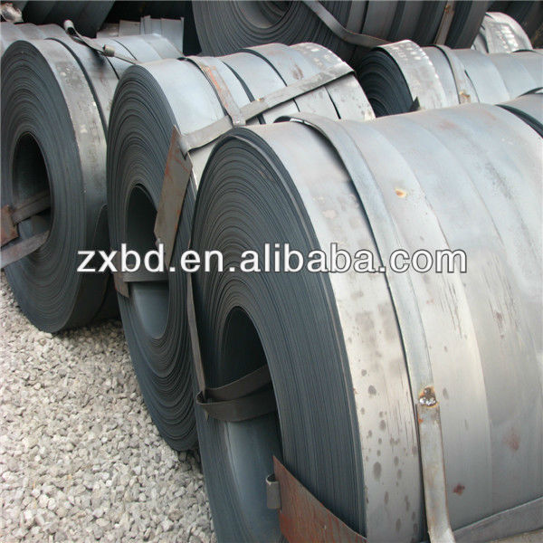 Alloy Hot Rolled Steel Coil (hrc) Q235 Q345 Ss400