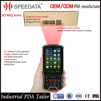 8MP Camera Android Handheld Mobile Phone Industrial PDA,Cheap Price of Handheld Barcode Scanner Android with Display