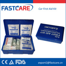 Automobile First Aid Kit For Car Accident CE FDA