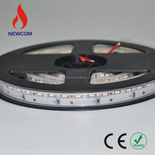 High Quality 335 Straw hat/flat Head LED Strip Flexible PVC Tube Flexible LED Strip 12Volt Waterproof LED Strip Flexible
