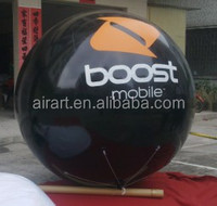 new advertising Inflatable helium balloon