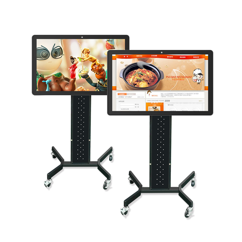 Indoor / outdoor application 32 inch touch screen advertising machine all in one pc kit