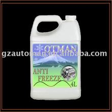 Car Anti Freeze Liquid 4L