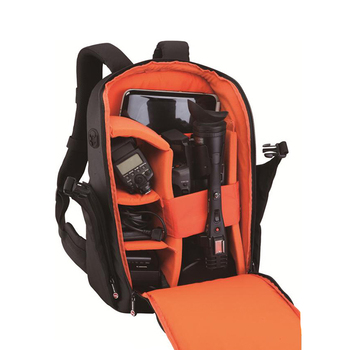 Wholesale Custom New Design Ergonomic Design Back Shoulder DSLR Backpack Camera Bag