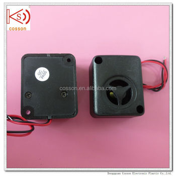 3V 24V 115dB loud alarm buzzer with wire