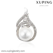 32774 XUPING pearl pendant Royal style facny pendants designs for girls wholesale decoration