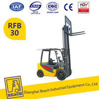 Dependable performance new arrival light weight electric forklift truck