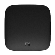 Original Xiaomi Mi Box (Global Version) 4K Android TV 6.0 Set-top Box Quad-core Cor tex-A53 2.0GHz Dual-band Wi-Fi 2.4GHz / 5GHz