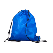 Customized kids lacing gym muslin drawstring sports bag for sale