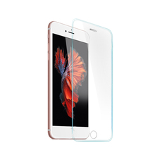 2.5D 9H screen protector for iPhone 6 6s 7 8 tempered glass easy installation, for iphone tempered glass