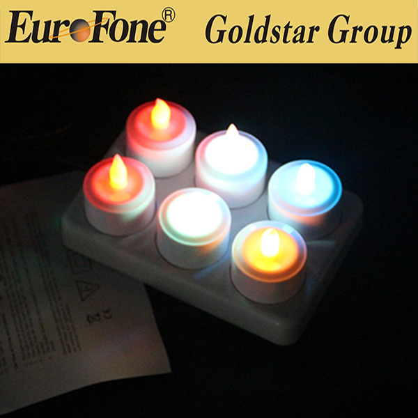 Valentine's Day Decoration Tealight Led Candle