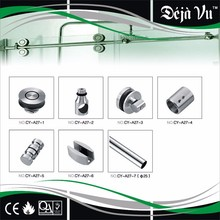 CY-A27 Shower Room Fittings Top Mounted Hanging Wheel for Sliding Door