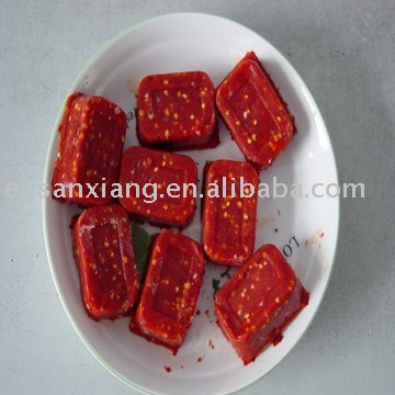 frozen chilli puree tablets