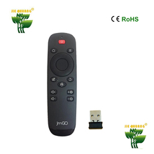 2.4GHz Wireless Keyboard Remote Control Internet Smart FM4 Air mouse