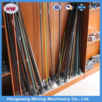 coal mine roof bolt /grouting anchor bolt / hollow anchor bolt