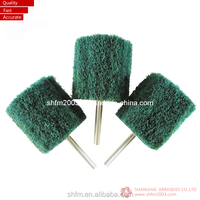 Abrasive Non-woven Mandrel Mounted Flap Brush