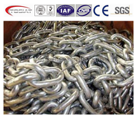 Galvanized lifting anchor chain
