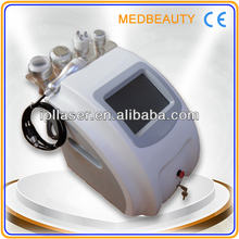 ultra cavitation tripolar RF cellulite slimming body shaping fat reduction skin tightening face lifting