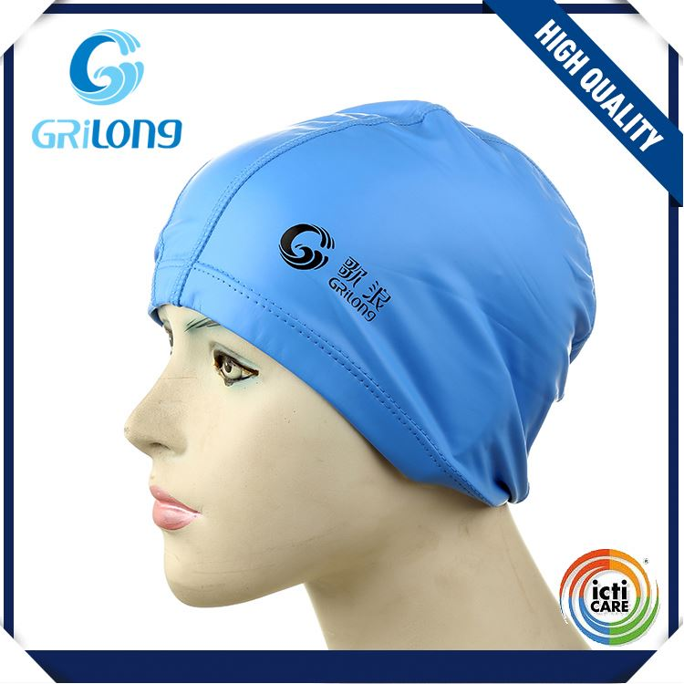 Top fashion attractive style waterproof swim caps with good offer