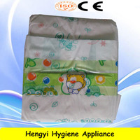 Breathable disposable sleepy baby diaper/2015 Super Soft Disposable Baby Diaper Manufacturers In China/Hot selling baby product