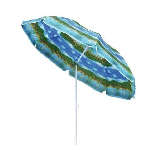 180cm*8k outdoor beach umbrellas with customized printing