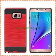 Newest Stylish Special Plastic Phone Cover Case for Samsung Galaxy note 5