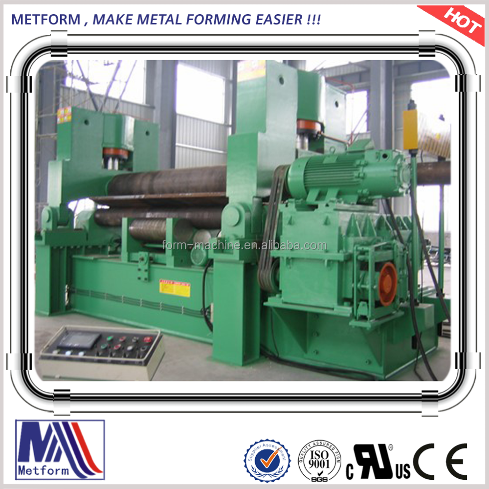 METFORM CNC <strong>Plate</strong> rolling <strong>machine</strong>, Hydraulic rolling <strong>machine</strong>,<strong>Roll</strong> bending <strong>machine</strong> <strong>W11S</strong>-12x2000