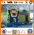 people very happy with inflatable slide bouncer large for sale