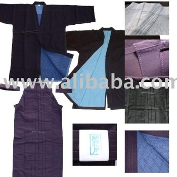 High Quality Martial Arts Uniform, Kendo Keikogi, Hakama, Aikido Gi, Iaido Gi