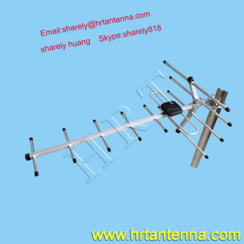 UHF 470-860MHz digital TV antenna TDJ-0408Y7