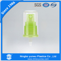 colorful plastic meet individual demand water bottle with spray